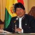 Morales anuncia cambios en el Gabinete para dar paso a nuevos talentos