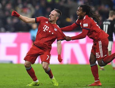 موعد مباراة بايرن ميونخ ولايبزيغ ضمن مباريات الدوري الألماني