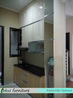 Gambar kitchenset terbaru