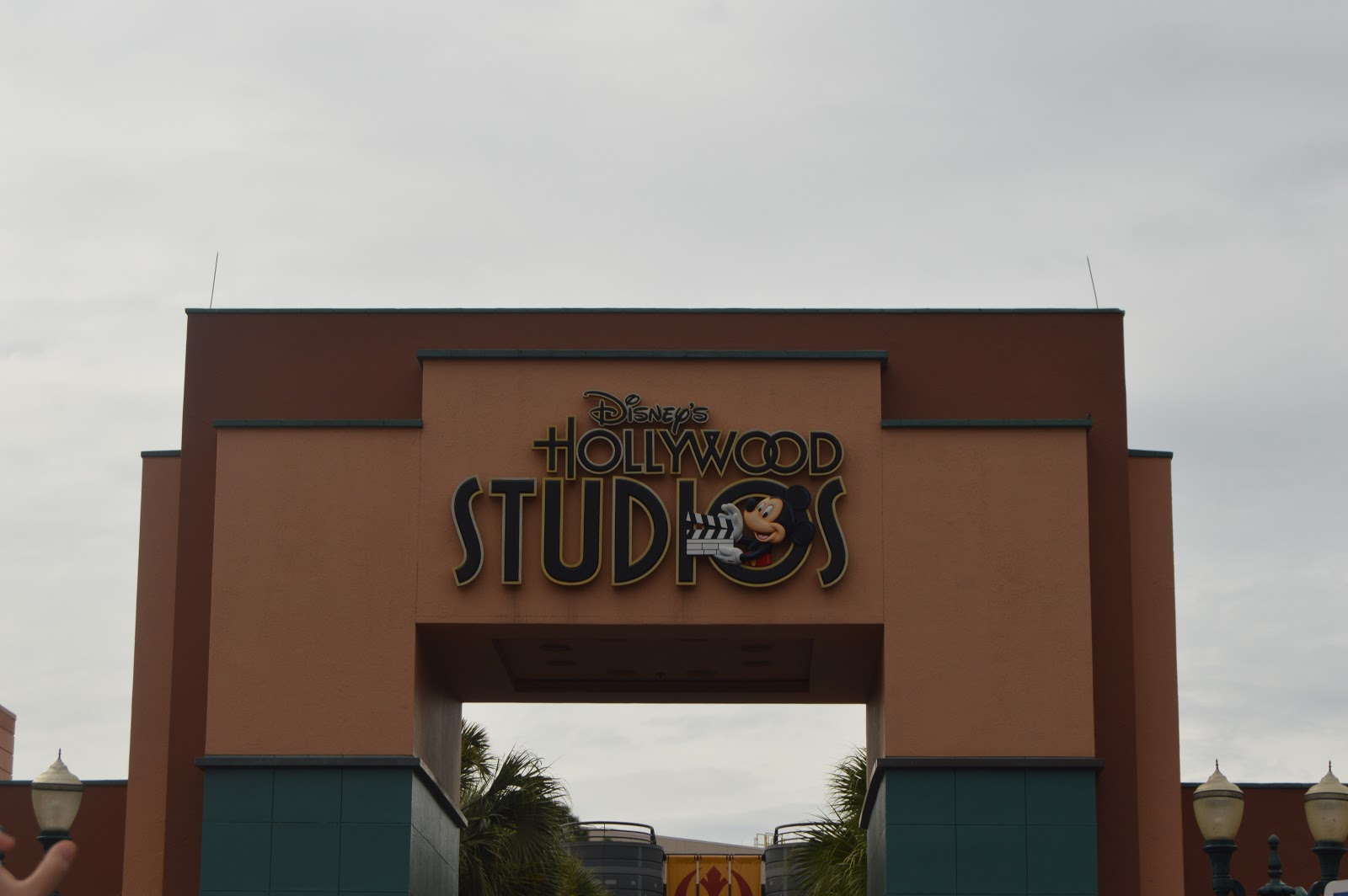 Hollywood Studios entrance