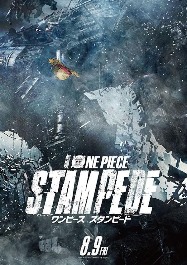 One Piece: Stampede La Nueva Película de One Piece Estrenará en 2019