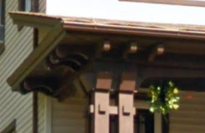 sears americus side of porch