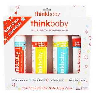Baby Body Care Essentials Set!
