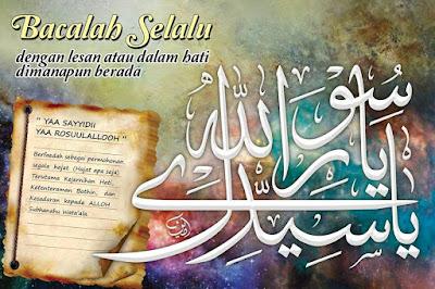 Maulid Nabi Muhammad Sholallohu 'Alaihi Wa Sallam