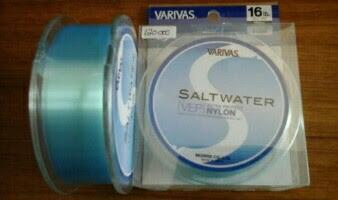 Senar Pancing Varivas Saltwater