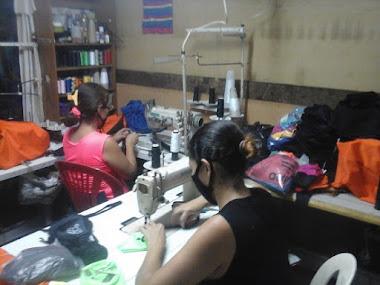 Rostros de mi Pueblo en tiempos de cuarentena - Manos solidarias en la lucha contra el coronavirus