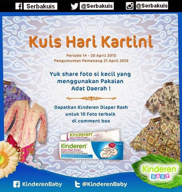 Kontes Foto Hari Kartini Berhadiah 10 Produk Kinderen