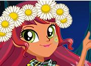 MLPEG Legend of Everfree Gloriosa Daisy juego
