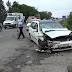 FOTO Accident în lanț în Șcheia! Patru mașini implicate, două persoane rănite