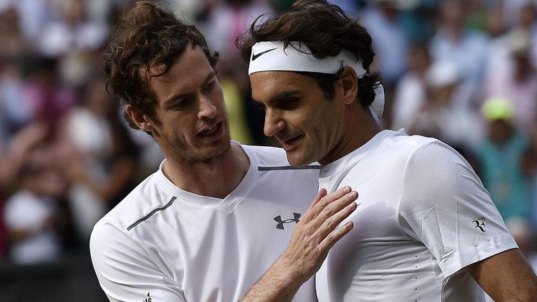 Usai Rebut Status Nomor 1 dari Djokovic Federer Angkat Topi untuk Murray