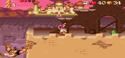Aladdin - Snes - Captura 4