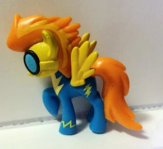 MLP Possible Spitfire Wonderbolt Blind Bag