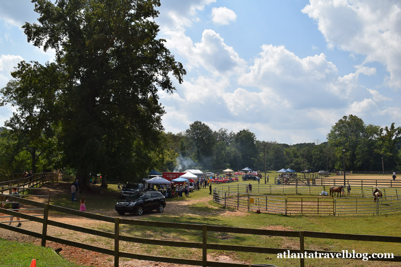 Little Creek Farm Conservancy HorseFest 2017