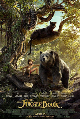 The Jungle Book 2016 DVD R1 NTSC Latino