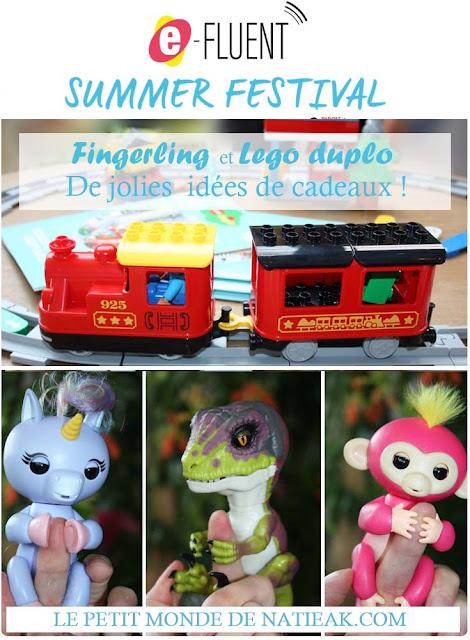 avis sur E-fluent summer festival