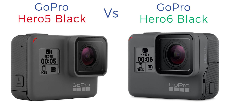 gopro hero6 black vs hero5 black review park cameras blog. Black Bedroom Furniture Sets. Home Design Ideas