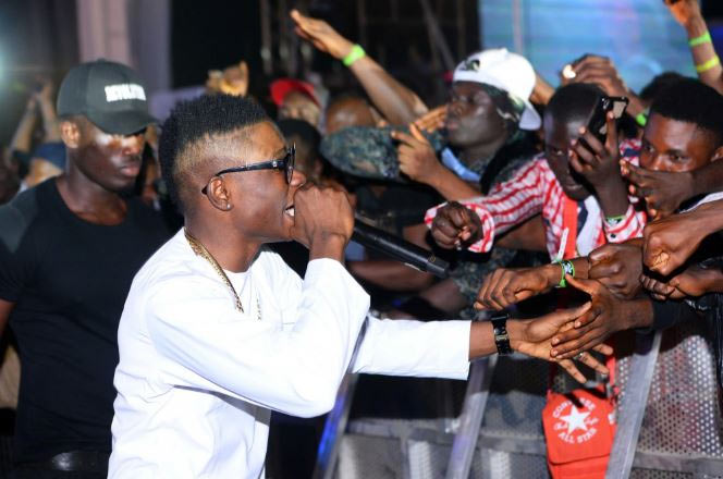 My dad supports my music even though he is a pastor - Lil Kesh