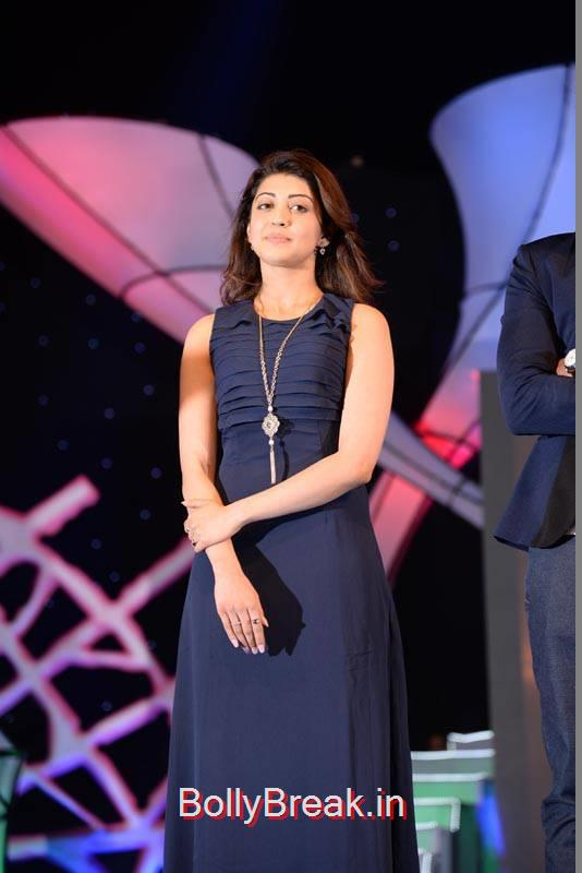Pranitha Pics, Actress Pranitha Latest hot Images in Purple Dress from Event