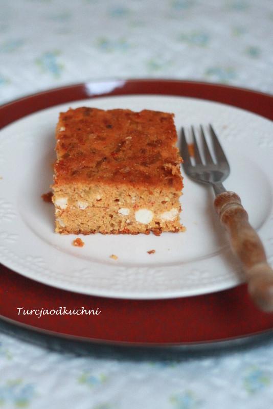 Glutensiz pırasalı börek / Bezglutenowy borek z porem
