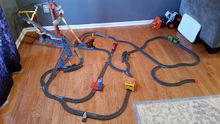 thomas train layout