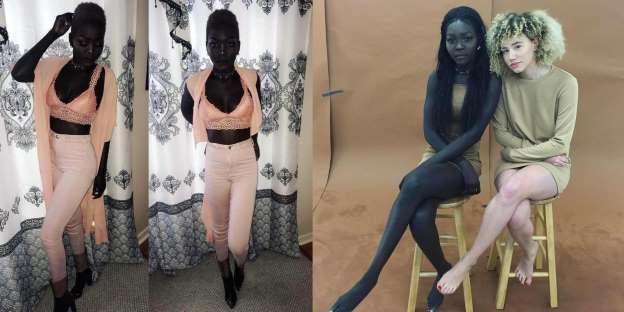 South Sudanese Model Told to Bleach her Dark Skin Proves Everyone Wrong