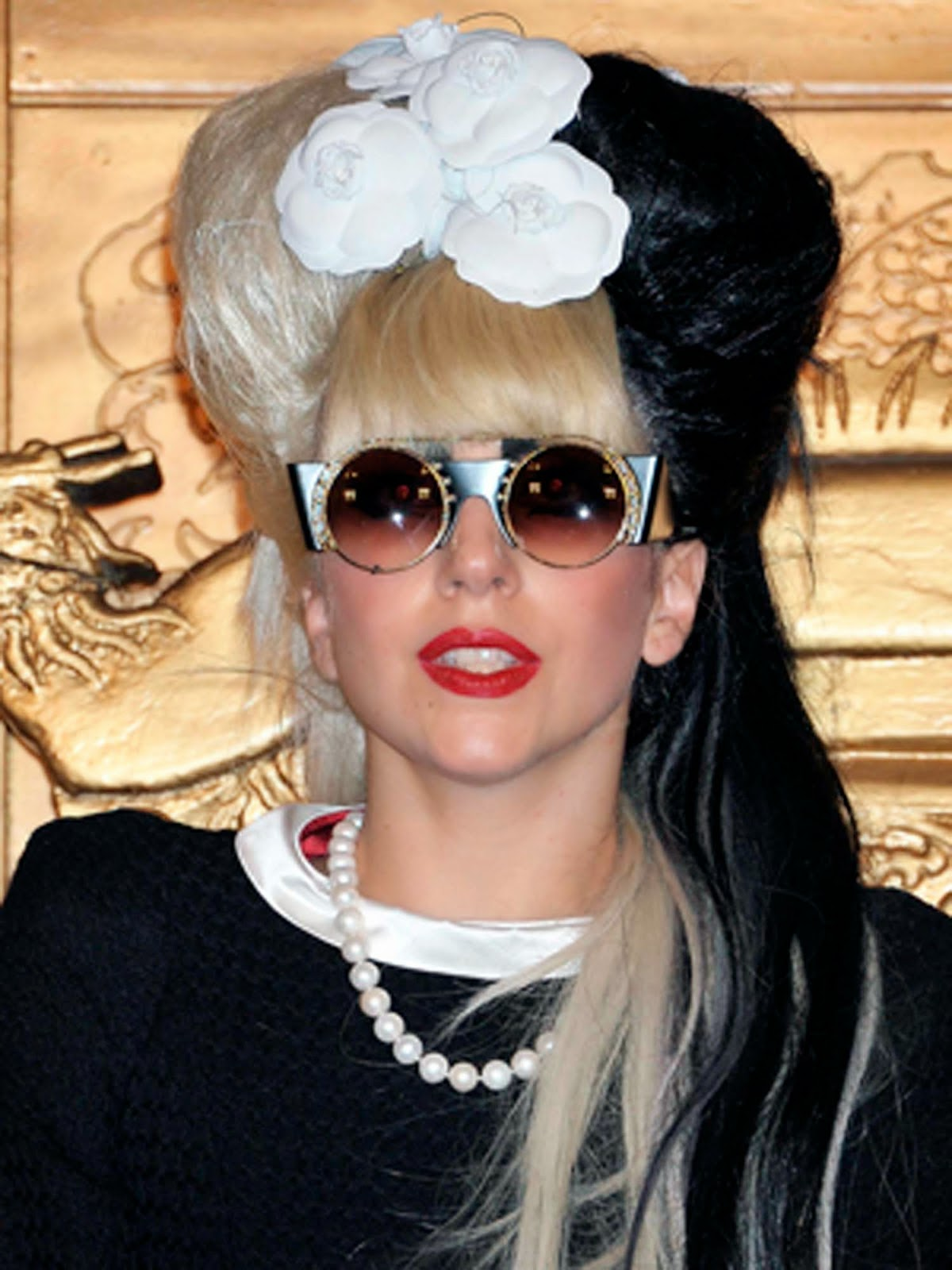 Her Fashionstyle Lady Gaga Hairstyles