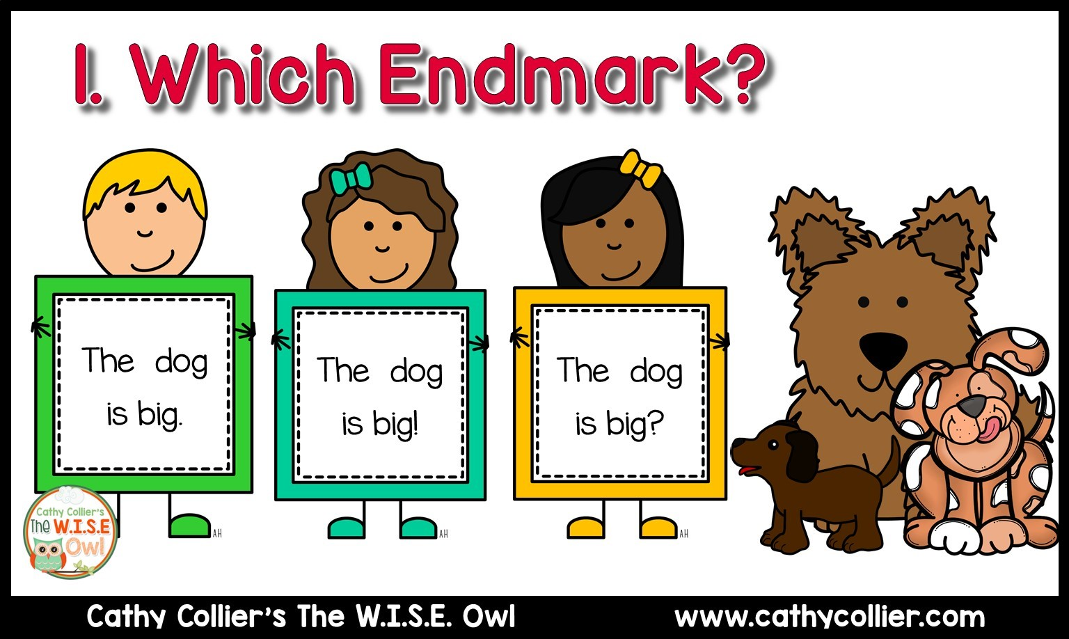 The Importance Of End Marks 4 Ideas For Emergent Readers