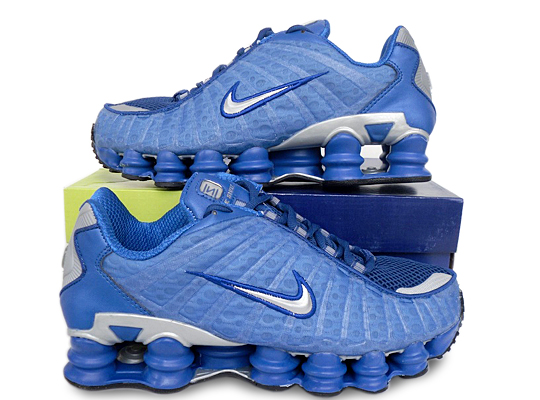 Mens Nike Shox Tl Shoes