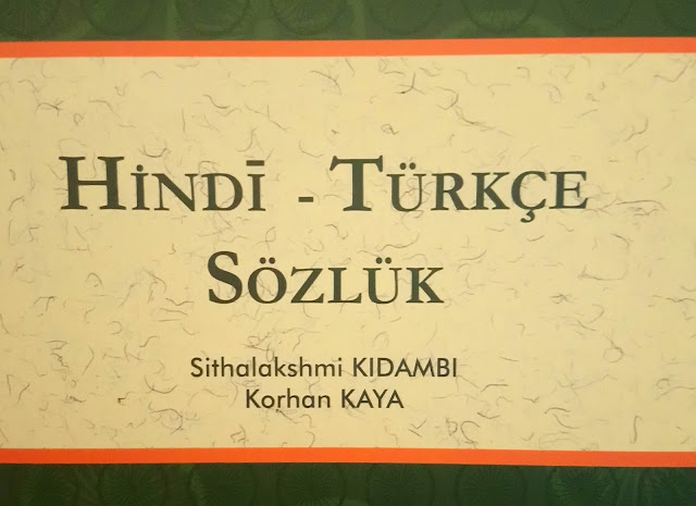The First-Ever Hindi-Turkish Dictionary