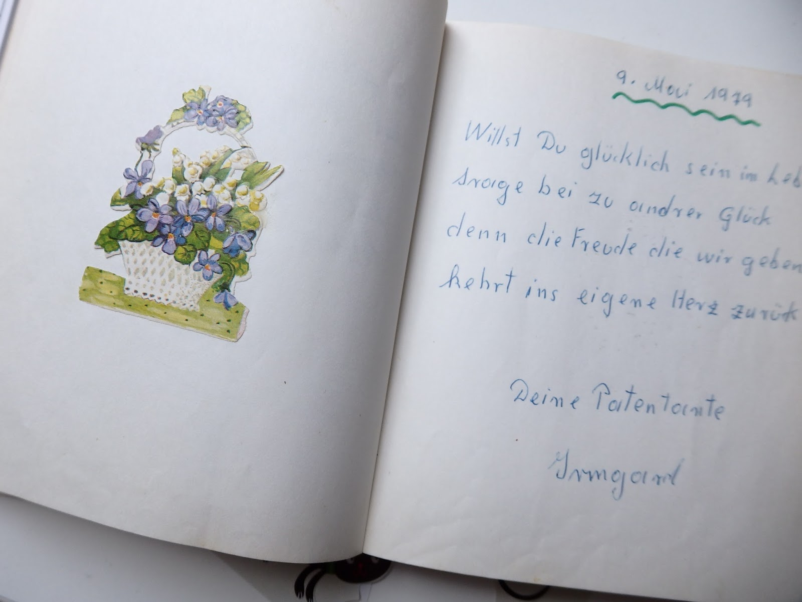 more than words: poesiealben