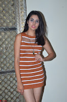 Actress Nikhita in Spicy Small Sleeveless Dress ~  Exclusive 049.JPG