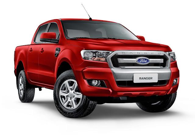 Ford Ranger Limited perde um item e tem preços reduzidos