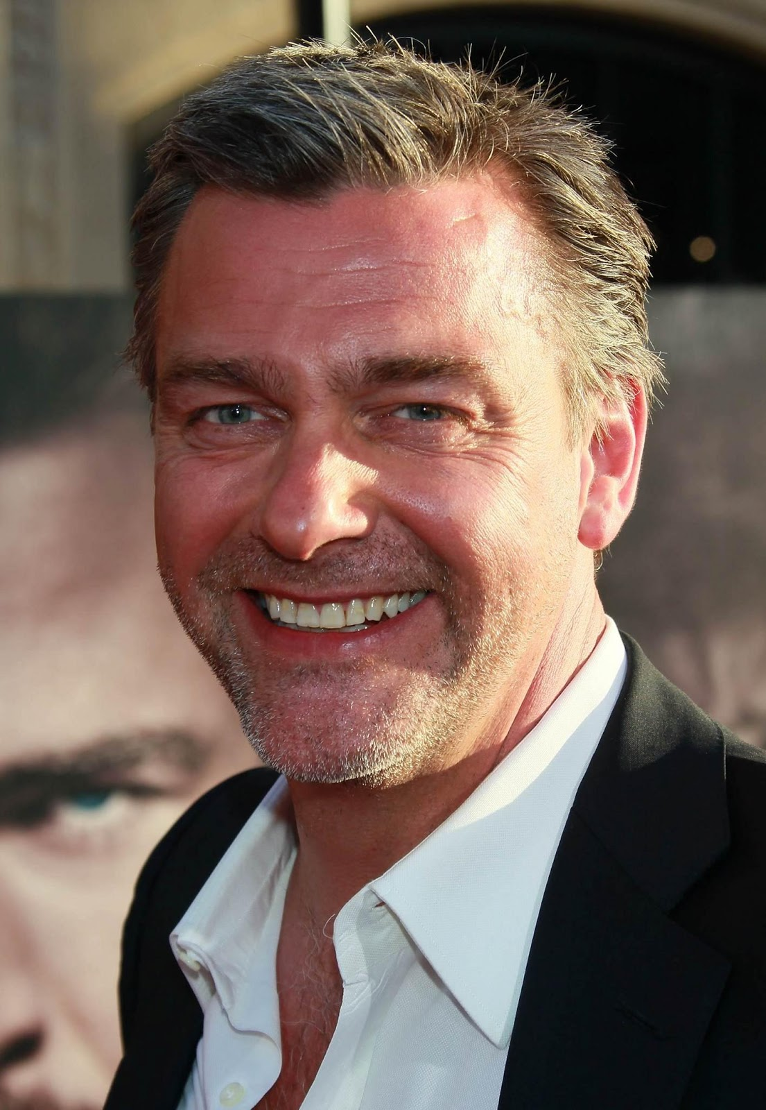 Ray Stevenson HairStyle Men HairStyles  Men Hair Styles Collection