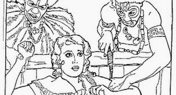 See the Horrific Children's Coloring Pages for KING KONG ...