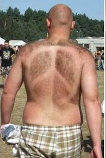 Las peores depilaciones masculinas - Pacifista