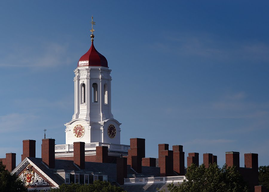 Dunster Hall, Harvard University