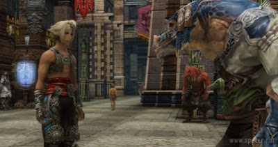 Final Fantasy XII di PS2
