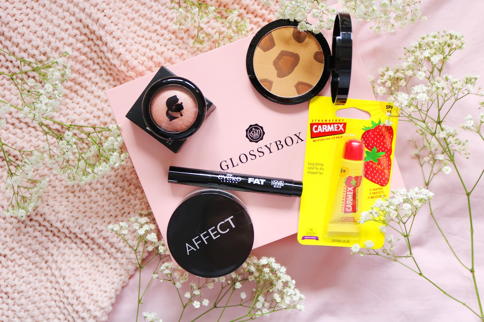 Glossy Box: April 2018 - Nostalgic Box