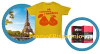 Logo Con Pera Angélys vinci gratis Eurodisney, cofanetti Boscolo e per le più veloci 100 esclusive magliette bimbi