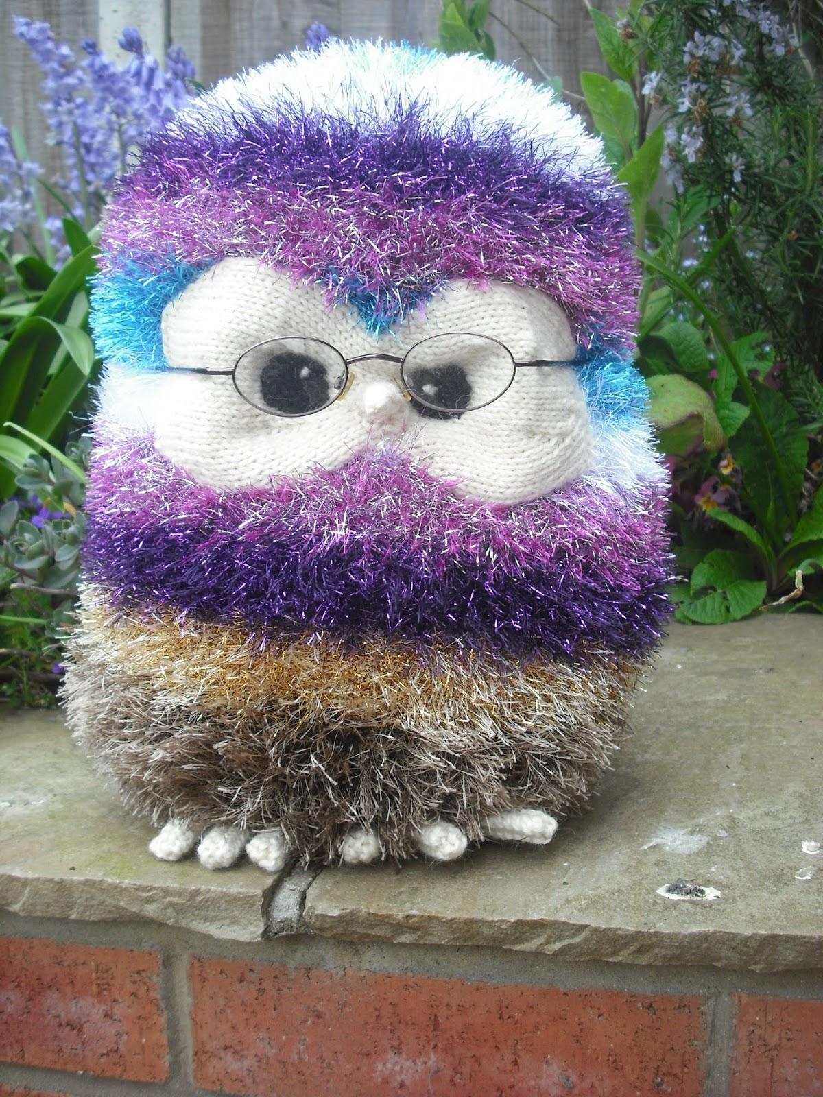Wool - n - Art: Professor Owl