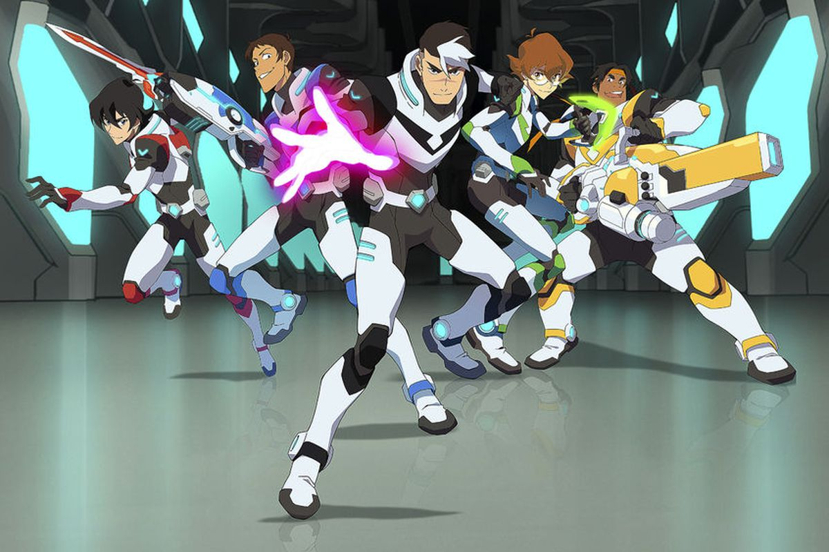 Voltron Season 7 Complete 480p/720p Download