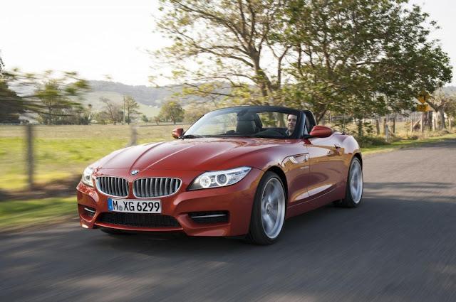 2014 BMW Z4 Roadster Drive Test