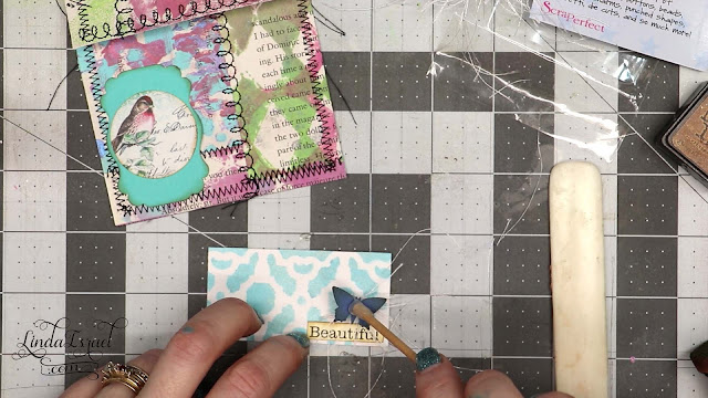 Fast and Easy Envelope Pocket with ScraPefect