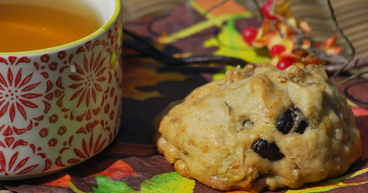 My Story In Recipes Banana Bread Cookies