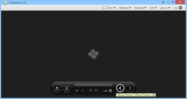 تحميل وتثبيت برنامج Honeyview الأفضل في عرض الصور