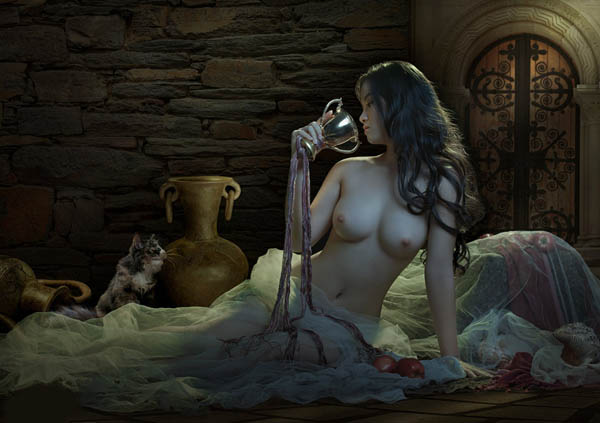 Best Vietnam nude art by Duong Quoc Dinh