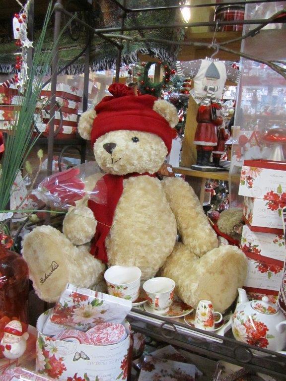 La caborne de l 39 ourse ours vos contributions photos for Decoration lumignon 8 decembre