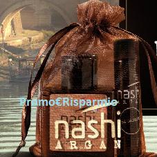 Logo Scarica il coupon e ritira il kit Nashi Argan omaggio