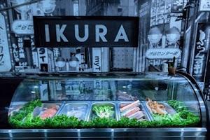 Ikura Sushi & Wok