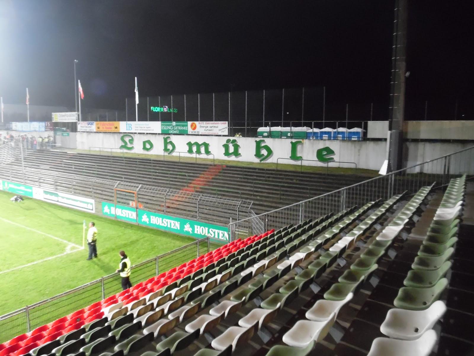 Stadion Lübeck